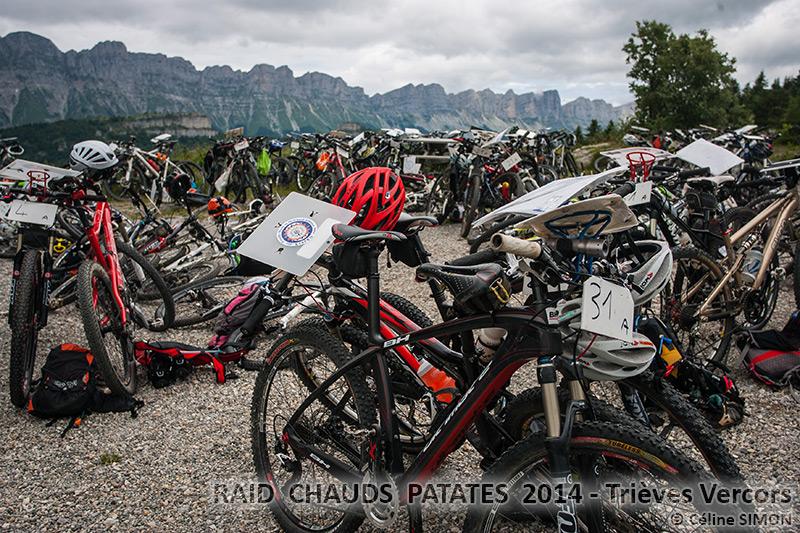 Raid Chauds Patates 2014