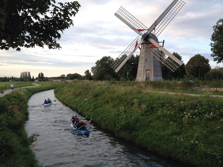 Kayak Marais