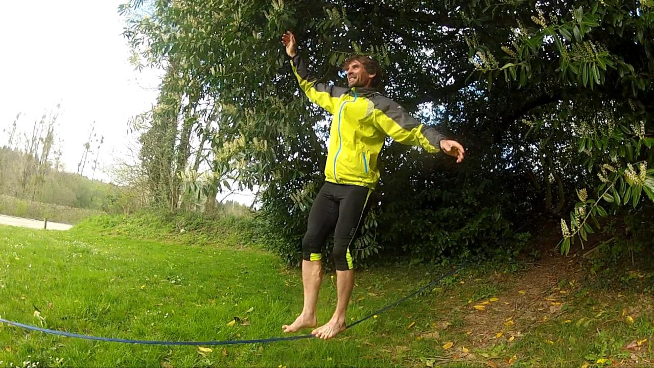 West'off 2016 Slackline