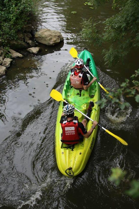 Kayak vendee o score 1